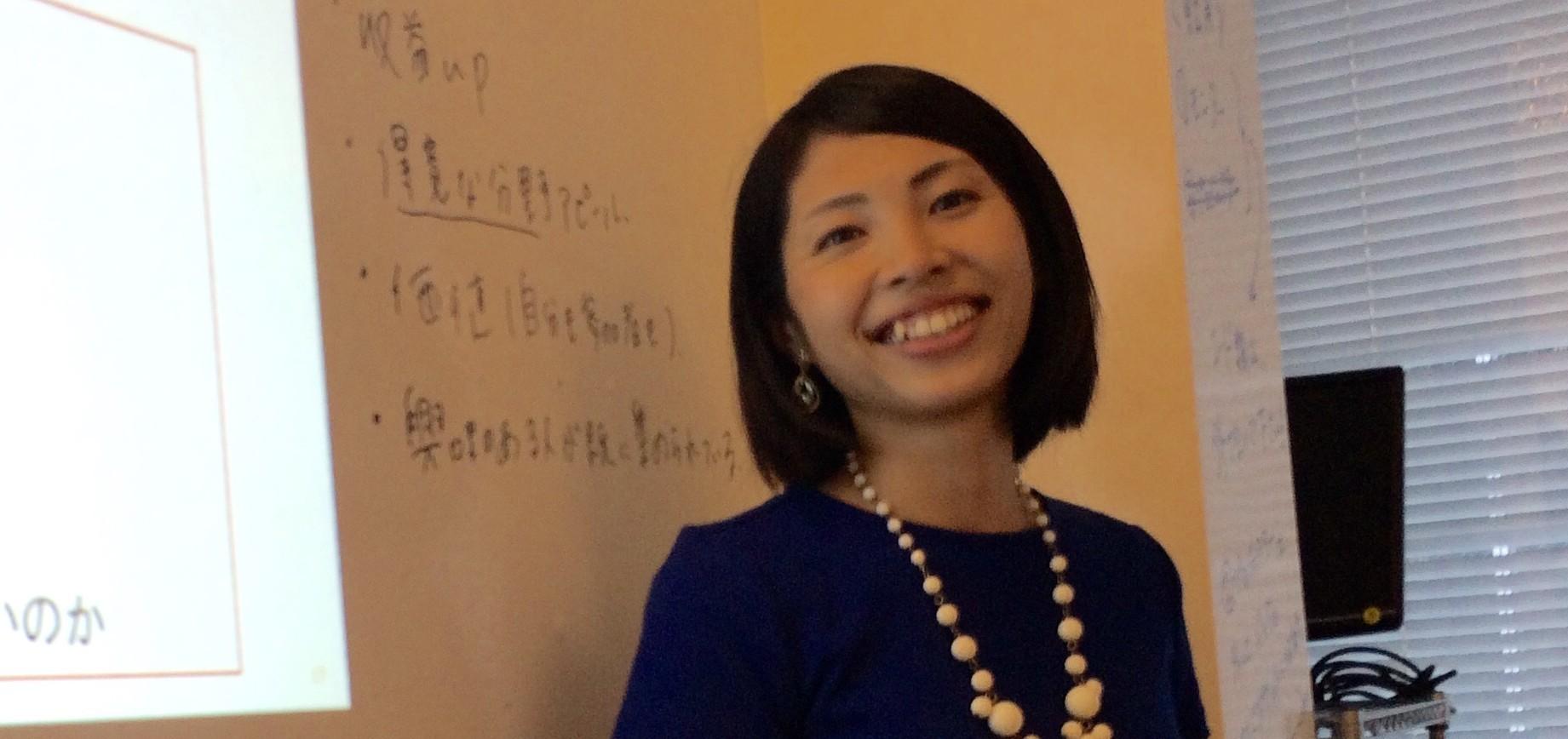 女性起業家プロジェクトのイメージ